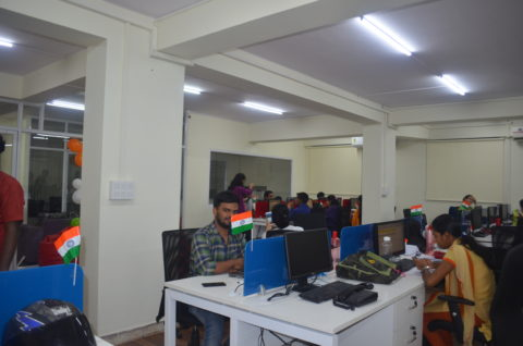 Work Place @ Bangalore Office
