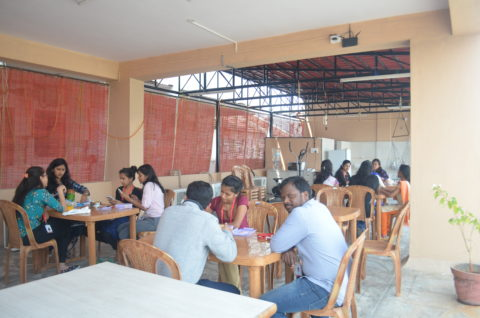 Bangalore Office Cafeteria