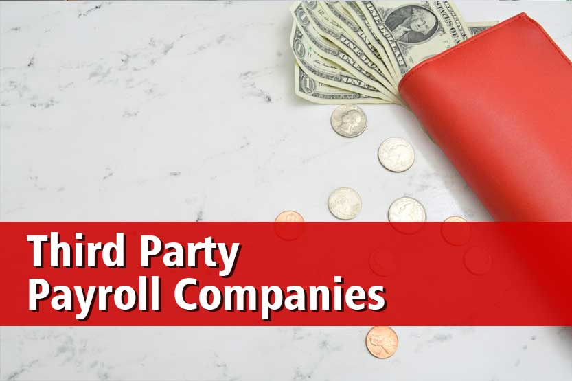 Third Party Payroll Companies and their Advantages