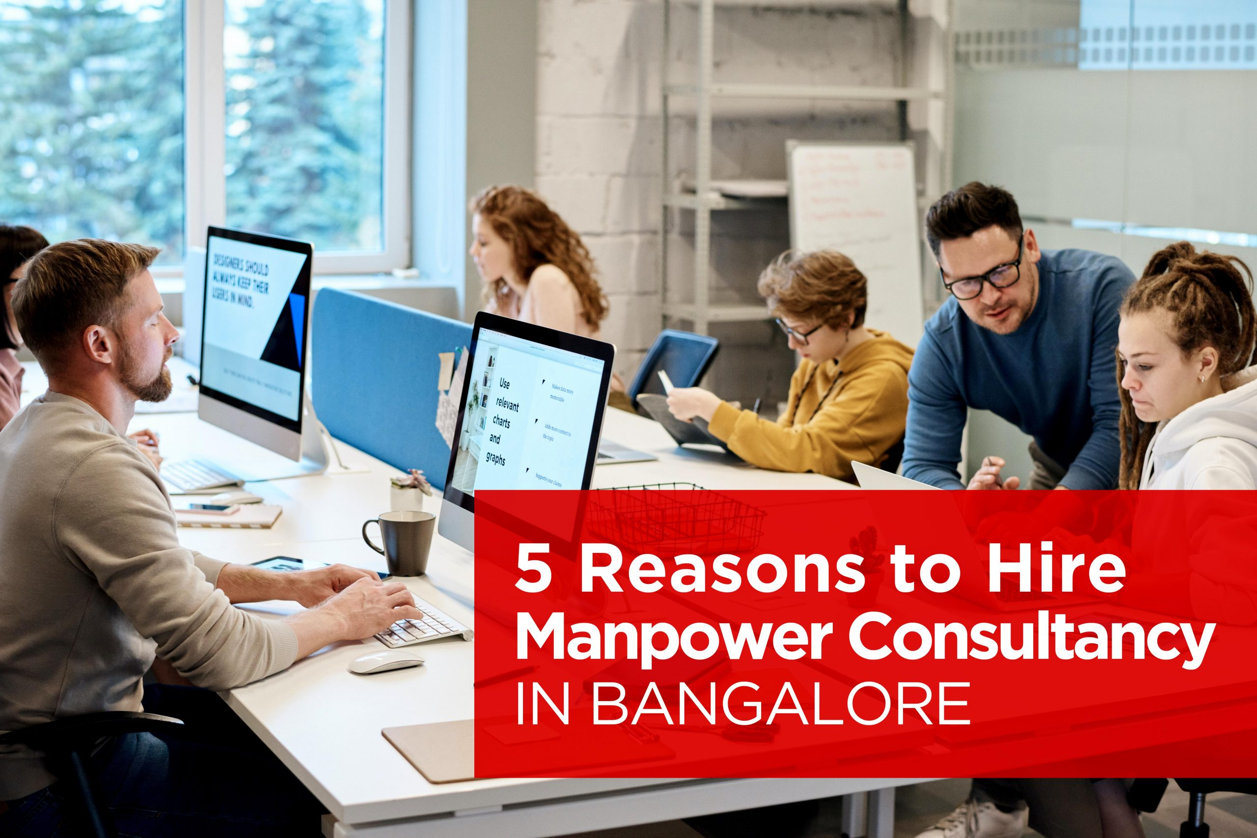 5 Reasons to Hire Manpower Consultancy in Bangalore