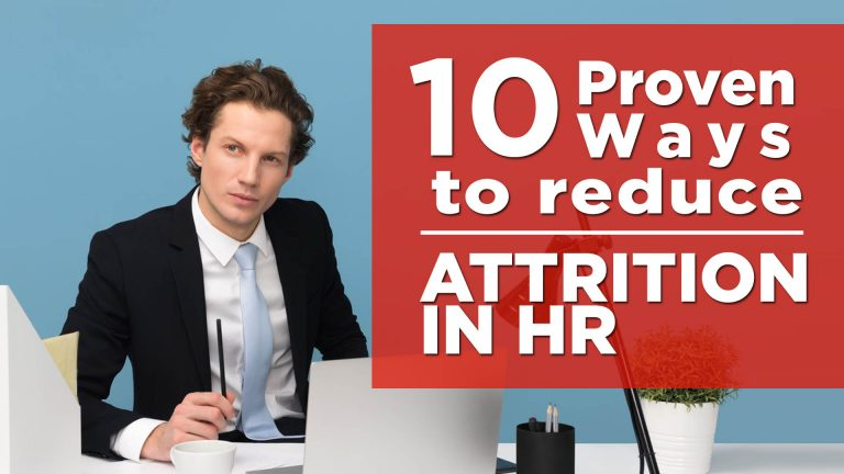 Attrition in HR • Reasons for Attrition • PITCS