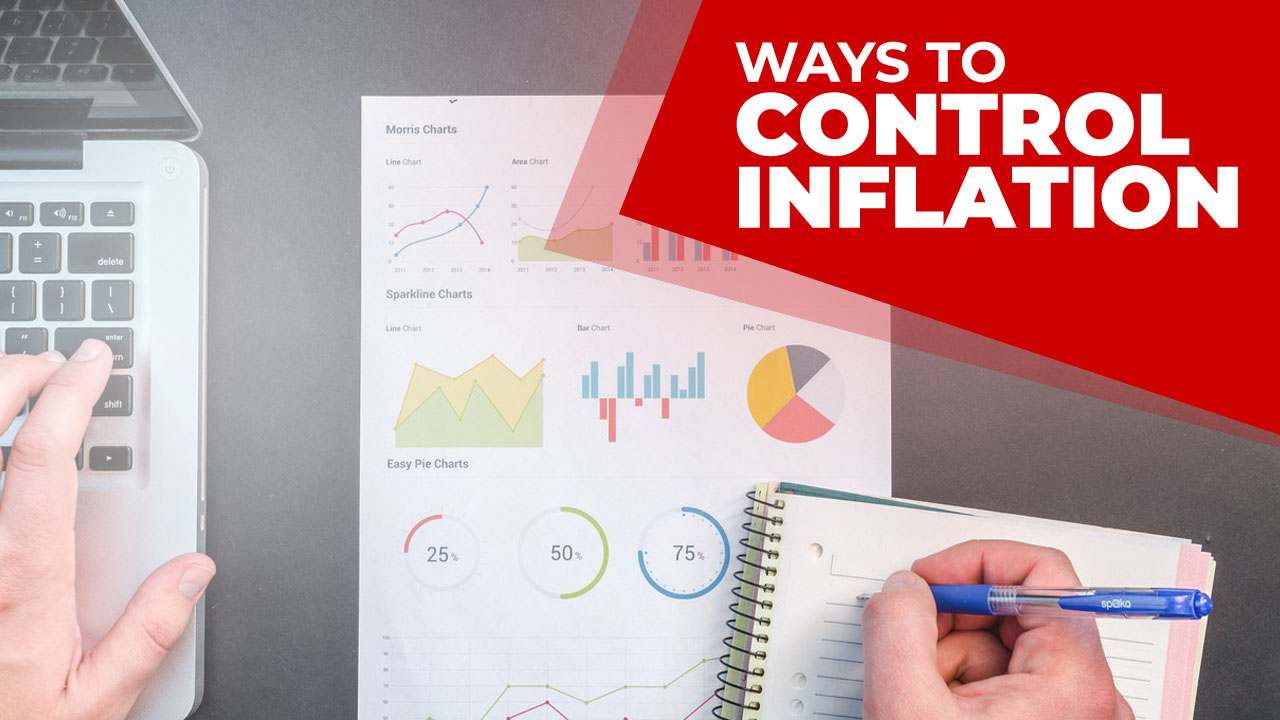 Ways to Control Inflation and