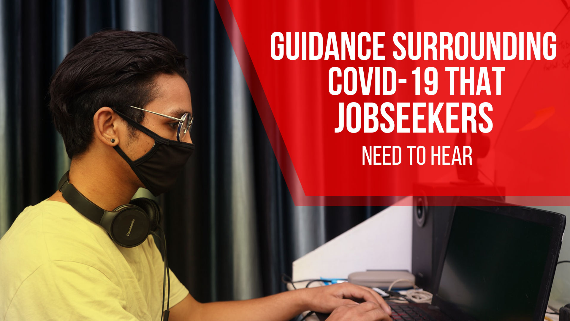 Read more about the article 12 Tips on How to survive a Pandemic – A Job Seeker's Guide